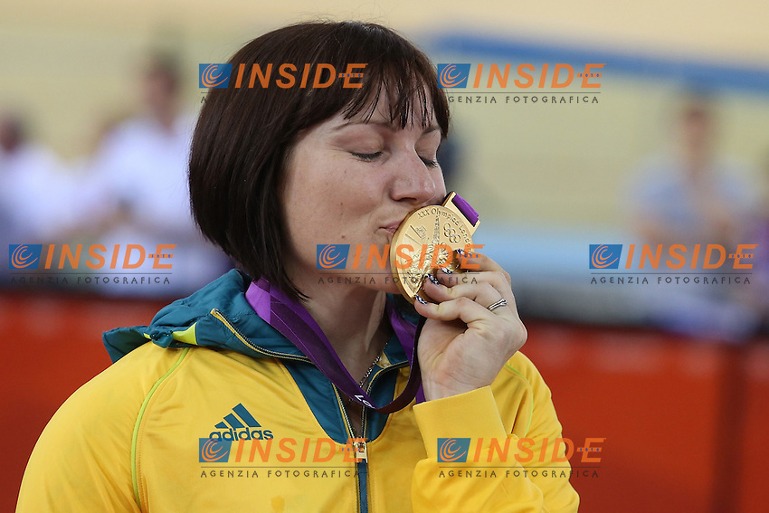 MEARES ANNA - MEDAILLE OR .Olimpiadi Londra 2012.London 2012 Olympic Games.foto Insidefoto - Italy ONLY