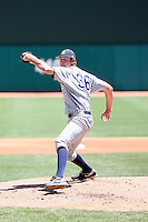 Tom Jameson, University of Nevada, playing against Louisiana Tech on day two of the Western Athletic Conference tournament at Hohokam Park, Mesa, AZ - 05/27/2010. .Photo by:  Bill Mitchell/Four Seam Images.