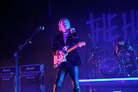 LONDON, ENGLAND - JANUARY 12: Ryan Potter of 'The Hunna' performing at Brixton Academy on January 12, 2018 in London, England.<br /> CAP/MAR<br /> &copy;MAR/Capital Pictures