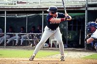 Boston Red Sox Greg Blosser during spring training circa 1990.  (MJA/Four Seam Images)