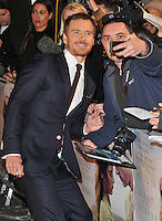 Michael Fassbender at the &quot;The Light Between Oceans&quot; UK film premiere, Curzon Mayfair cinema, Curzon Street, London, England, UK, on Wednesday 19 October 2016. <br /> CAP/CAN<br /> &copy;CAN/Capital Pictures /MediaPunch ***NORTH AND SOUTH AMERICAS ONLY***