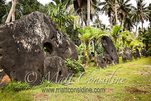 Stone Money Road, Yap Micronesia (Photo by Matt Considine - Images of Asia Collection) (Matt Considine)