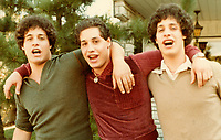 Three Identical Strangers (2018) <br /> David Kellman, Robert Shafran, Eddy Galland <br /> *Filmstill - Editorial Use Only*<br /> CAP/MFS<br /> Image supplied by Capital Pictures