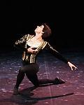 English National Ballet. Emerging Dancer competition 2013. Queen Elizabeth Hall. Guilherme Menezes.