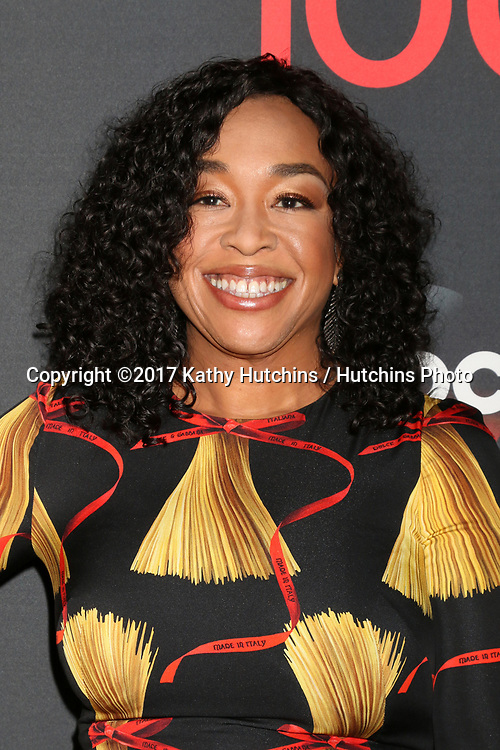 """LOS ANGELES - APR 8:  Shonda Rhimes at the """"Scandal"""" 100th Show Party at Fig & Olive Resturant on April 8, 2017 in West Hollywood, CA"""