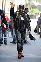 www.acepixs.com<br /> April 18, 2017 New York City<br /> <br /> Charlamagne tha Godmade an appearance on 'The View' in New York City on April 18, 2017.<br /> <br /> Credit: Kristin Callahan/ACE Pictures<br /> <br /> <br /> Tel: 646 769 0430<br /> Email: info@acepixs.com