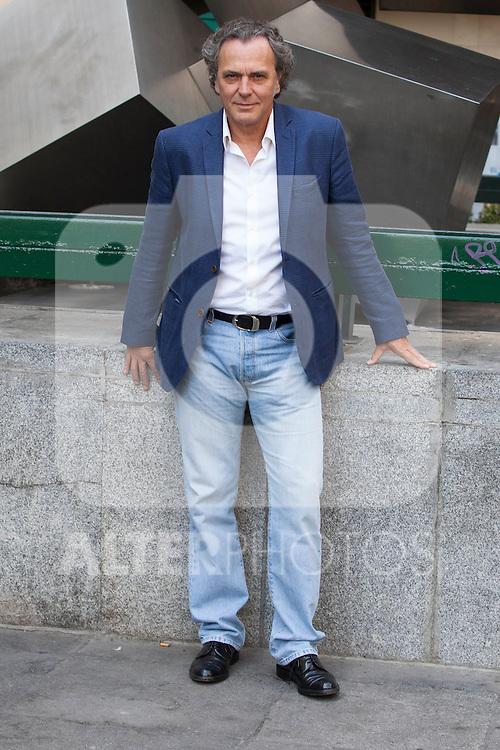 Actors Jose Coronado present the film 'Betibu' at Cinema Princesa in Madrid. September 09, 2014. (ALTERPHOTOS / Nacho Lopez)