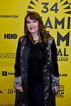 MIAMI BEACH, FL - MARCH 09: Actor Mary Apick attend the Miami Dade College's: Miami Film Festival for ' Monday Nights At Seven' at O Cinema Miami Beach on March 9, 2017 in Miami, Florida. ( Photo by Johnny Louis / jlnphotography.com )