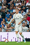 Toni Kroos of Real Madrid in action during the La Liga 2018-19 match between Real Madrid and CD Leganes at Estadio Santiago Bernabeu on September 01 2018 in Madrid, Spain. Photo by Diego Souto / Power Sport Images
