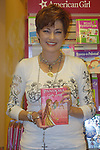 """Carolyn Hennesy """"Diane Miller"""" - GH at Barnes and Noble on May 19, 2009 with her new book Pandora Gets Lazy - the third book in a series of 7. They are based on the Seven Deadly Sins. (Photo by Sue Coflin/Max Photos)"""
