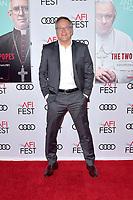 Fernando Meirelles beim Gala Screening des Kinofilms 'The Two Popes / Die zwei Päpste' auf dem AFI Fest 2019 im TCL Chinese Theatre. Los Angeles, 18.11.2019