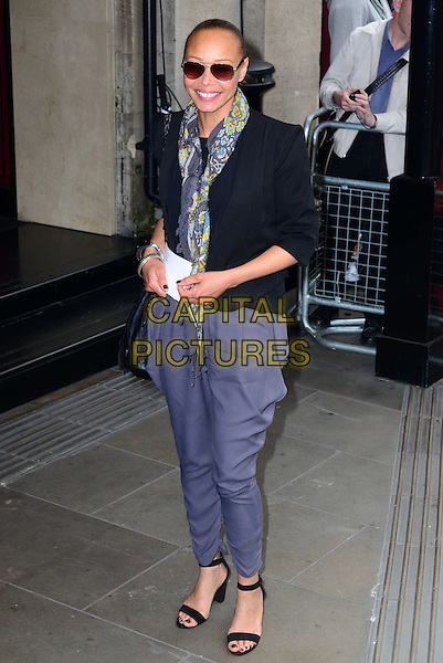 LONDON, ENGLAND - MAY 22:   Kim Appleby attends The Ivor Novello Awards, the 59th annual songwriting and composing awards, at Grosvenor House, 86-90 Park Lane, on May 22, 2014, in London, England.<br /> <br /> CAP/JOR<br /> &copy;Nils Jorgensen/Capital Pictures