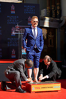 Kenneth Branagh Hand and Foot Prints