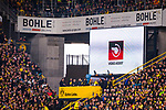 11.05.2019, Signal Iduna Park, Dortmund, GER, 1.FBL, Borussia Dortmund vs Fortuna Düsseldorf, DFL REGULATIONS PROHIBIT ANY USE OF PHOTOGRAPHS AS IMAGE SEQUENCES AND/OR QUASI-VIDEO<br /> <br /> im Bild | picture shows:<br /> das 0:1 der Fortunen wird nach VAR Entscheidung zurueckgenommen, <br /> <br /> Foto © nordphoto / Rauch