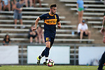 13 September 2016: ETSU's Charlie Machell (ENG). The University of North Carolina Tar Heels hosted the East Tennessee State University Buccaneers at Fetzer Field in Chapel Hill, North Carolina in a 2016 NCAA Division I Men's Soccer match. ETSU won the game 1-0 in sudden death overtime.