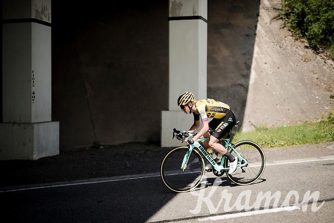 Koen Bouwman (NED/Jumbo-Visma)<br /> <br /> 83rd La Flèche Wallonne 2019 (1.UWT)<br /> One day race from Ans to Mur de Huy (BEL/195km)<br /> <br /> ©kramon