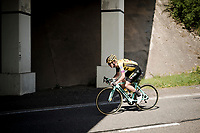 Koen Bouwman (NED/Jumbo-Visma)<br /> <br /> 83rd La Flèche Wallonne 2019 (1.UWT)<br /> One day race from Ans to Mur de Huy (BEL/195km)<br /> <br /> ©kramon