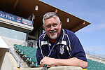 26 March 2016: WakeMed Stadium announcer Mark Calaway. The Carolina RailHawks of the North American Soccer League hosted Deportivo Toluca Futbol Club of LigaMX at WakeMed Stadium in Cary, North Carolina in an international friendly club soccer match. Toluca won the game 3-0.
