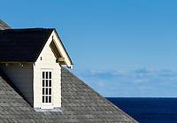 Room with a sea view, Maine, USA