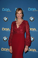 BEVERLY HILLS, CA - FEBRUARY 3: Allison Janney in the press room at the 70th Annual DGA Awards at The Beverly Hilton Hotel in Beverly Hills, California on February 3, 2018. <br /> CAP/MPI/FS<br /> &copy;FS/MPI/Capital Pictures