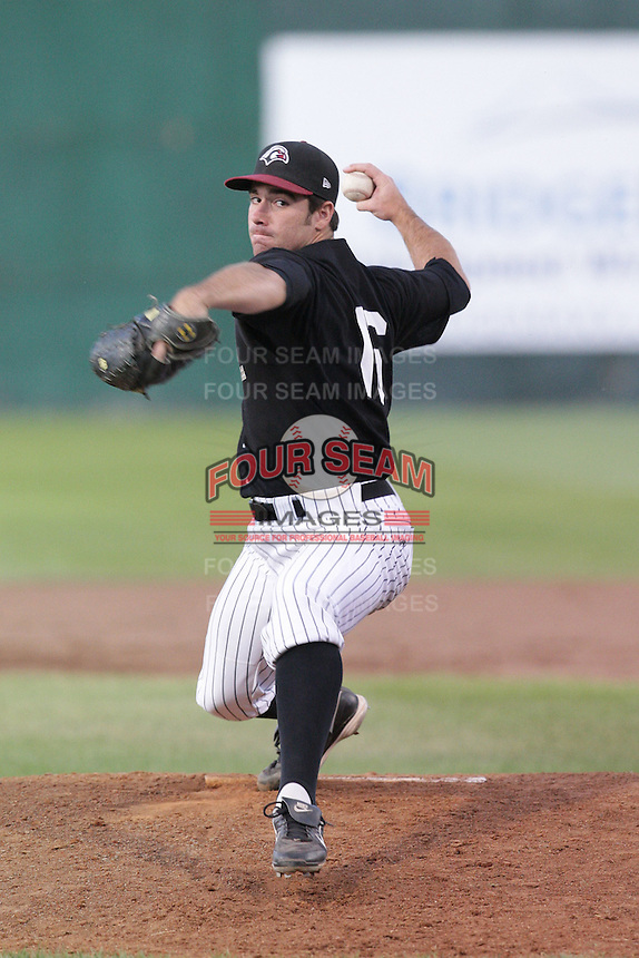August 11, 2009: Ryan Morgan of the Idaho Falls Chukars. The Chukars are the Pioneer League affiliate for the Kansas City Royals. Photo by: Chris Proctor/Four Seam Images