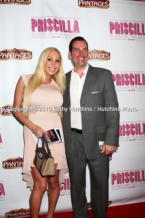 "LOS ANGELES - MAY 29:  Mary Carey arrives at  the ""Priscilla Queen of the Desert"" Play Opening at the Pantages Theater on May 29, 2013 in Los Angeles, CA"