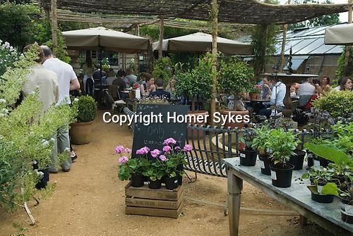 Petersham Nurseries Richmond Surrey  Cafe Restaurant