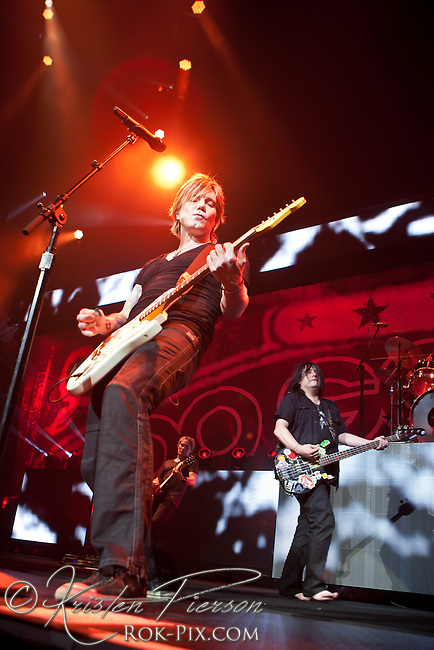 Goo Goo Dolls perform at Mohegan Sun Arena August 13, 2013