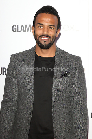 Craig David at The Glamour Awards 2016 at Berkeley Square Gardens London on June 7th 2016<br /> CAP/ROS<br /> &copy;Steve Ross/Capital Pictures /MediaPunch ***NORTH AND SOUTH AMERICAS ONLY***