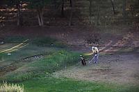 giocatore di golf a Teheran golf player in Tehran