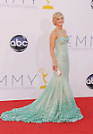 LOS ANGELES, CA - SEPTEMBER 23: Julianne Hough arrives at the 64th Primetime Emmy Awards at Nokia Theatre L.A. Live on September 23, 2012 in Los Angeles, California.