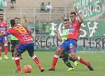 Deportivo Cali igualó como local 0-0 ante Deportivo Pasto. Partido aplazado de la fecha 7 Liga Águila I-2017.