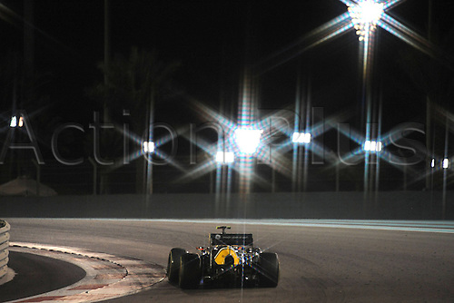 12.11.2011  Abu Dhabi, United Arab Emirates.  Yas Marina Circuit Italian Jarno Trulli ON Lotus T128 Formula 1 Grand Prix of Abu Dhabi, UAE.