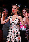 Laura Osnes.during the New York City Center Encores! 'Pipe Dream' Opening Night Curtain Call in New York City on 3/28/2012.