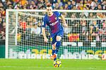 Thomas Vermaelen of FC Barcelona runs with the ball during the La Liga 2017-18 match between Valencia CF and FC Barcelona at Estadio de Mestalla on November 26 2017 in Valencia, Spain. Photo by Maria Jose Segovia Carmona / Power Sport Images