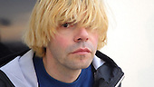 Apr 19, 2014: TIM BURGESS - Photosession in Deauville France