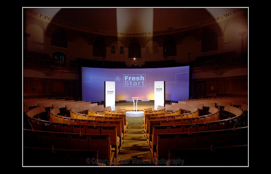 Conservative Leadership Event: A Fresh Start - Church House  Conference Centre - Dean's Yard, Westminster, SW1