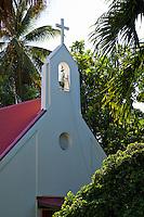 Lutheran Church<br /> Cruz Bay<br /> St. John, Virgin Islands