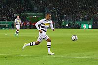 Djibril Sow (Borussia Mönchengladbach) - 25.04.2017: Borussia Moenchengladbach vs. Eintracht Frankfurt, DFB-Pokal Halbfinale, Borussia Park