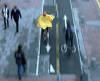 Dia sin Carro / Car Free Day, Bogotá, 04-02- 2016