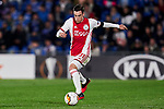 Nicolas Tagliafico of AFC Ajax during UEFA Europa League match between Getafe CF and AFC Ajax at Coliseum Alfonso Perez in Getafe, Spain. February 20, 2020. (ALTERPHOTOS/A. Perez Meca)