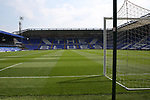 General view of the stadium during the championship match at St Andrews Stadium, Birmingham. Picture date 21st April 2018. Picture credit should read: Simon Bellis/Sportimage