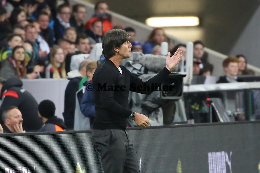 Bundestrainer Joachim Löw (D) - Deutschland vs. Italien, Allianz Arena München