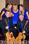 BALLAD: The Spa/Muckross Ballad group who were semi finalist in the Semi Finals of Scor in the Tintea?n Theatre, Ballybunion on Sunday night. Front l-r: Aida Moynihan and Sean Fenten. Back Catherine Morris, Ciara O;Donoghue and Mairead Mangen..