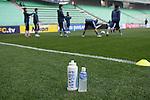 Ulsan Hyundai Horang-i vs Beijing Guoan during the 2009 AFC Champions League Group E match on April 07, 2009 at the Munsu Cup Stadium, Ulsan, South Korea. Photo by World Sport Group