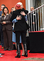 07 January 2019 - Hollywood, California - Katharine Ross, Lady Gaga . Sam Elliott Hand And Footprint Ceremony held at TCL Chinese Theatre. <br /> CAP/ADM/BT<br /> &copy;BT/ADM/Capital Pictures