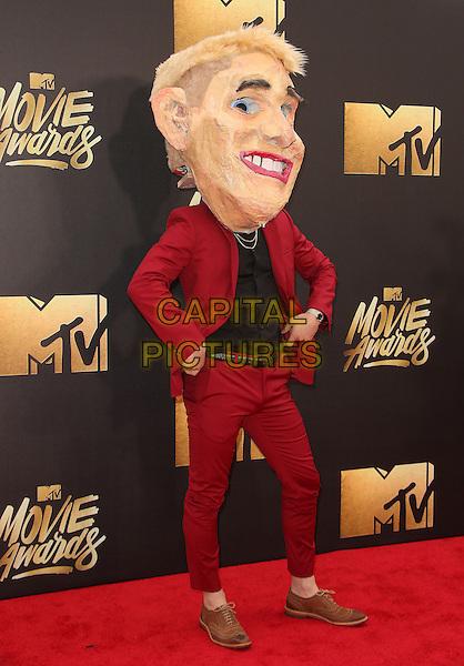 09 April 2016 - Burbank, California - Mike Posner. 2016 MTV Movie Awards held at Warner Bros. Studios. <br /> CAP/ADM/SAM<br /> &copy;SAM/ADM/Capital Pictures
