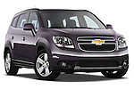 2013 Chevrolet Orlando LTZ+ MPV Low Aggressive Stock Photo