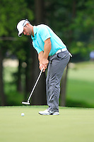 Paul CASEY (ENG) putts on the 8th green during Thursday's Round 1 of the 2014 PGA Championship held at the Valhalla Club, Louisville, Kentucky.: Picture Eoin Clarke, www.golffile.ie: 7th August 2014