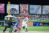 7 March 2009:  #15 Carlos Beltran of Puerto Rico hits the ball during the 2009 World Baseball Classic Pool D match at Hiram Bithorn Stadium in San Juan, Puerto Rico. Puerto Rico wins 7-0 over Panama.